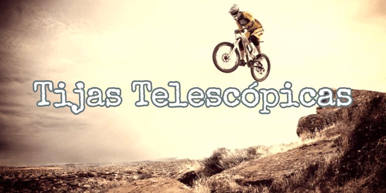 comprar tijas telescopicas