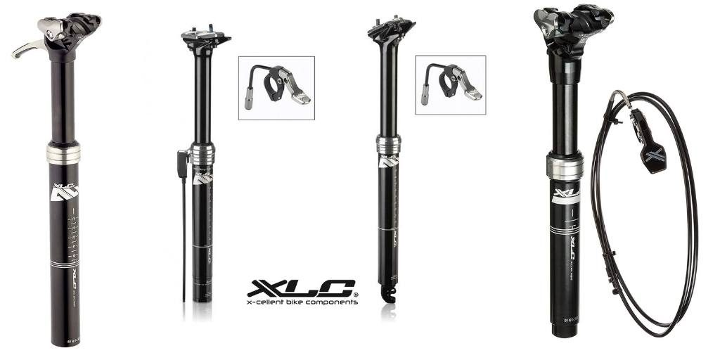 xlc components tijas telescopicas
